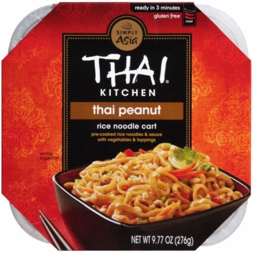 Thai Kitchen Thai Peanut Rice Noodle Cart 6 Count Perspective: front