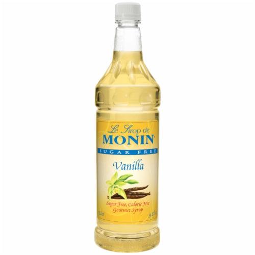 Vanilla Flavor Petites Sugar Free,1 Liter -- 4 Case Perspective: front