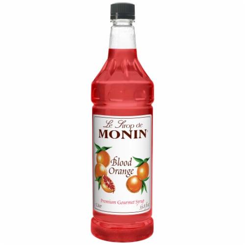 Flavor Blood Orange, 1 Liter -- 4 Case Perspective: front
