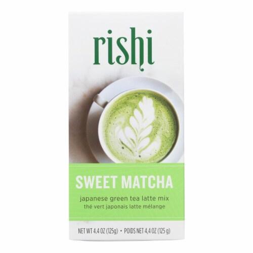 Rishi - Green Tea Powder - Sweet Matcha - Case of 6 - 4.4 oz Perspective: front