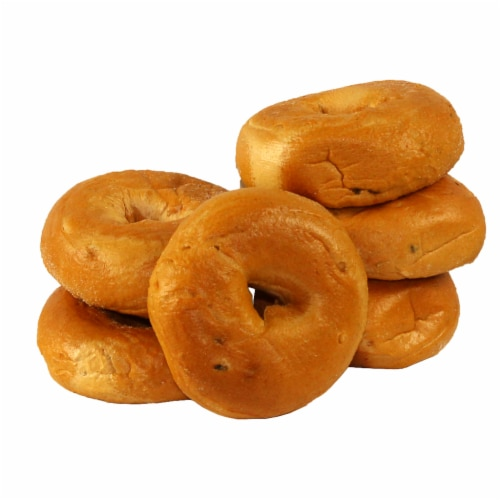 Just Bagels Jalapeno Bagel, 4 Ounce -- 48 per case. Perspective: front