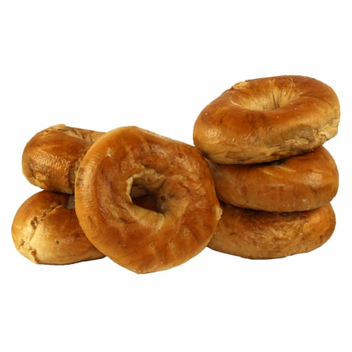 Just Bagels French Toast Bagel, 4 Ounce -- 48 per case. Perspective: front