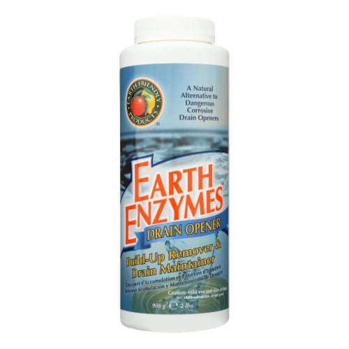 ECOS Earth Enzymes - Case of 6 - 2 lb. Perspective: front