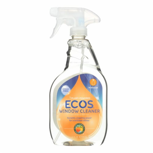 Earth Friendly Window Cleaner - Vinegar - Case of 6 - 22 fl oz Perspective: front