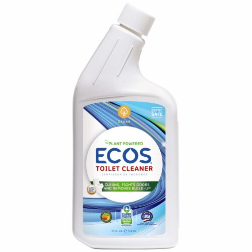 Earth Friendly Toilet Kleener - 24 fl oz Perspective: front