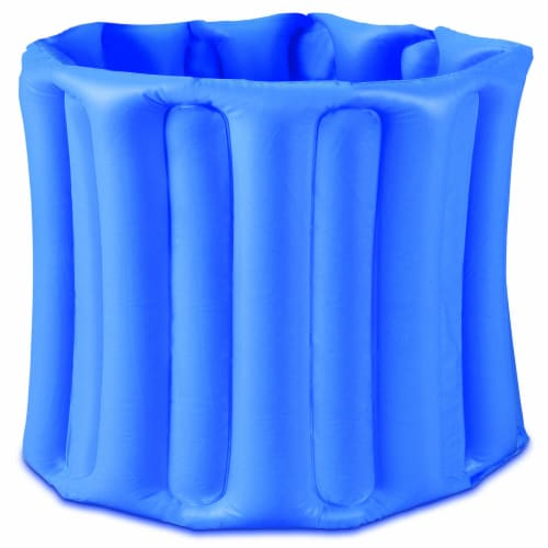 Inflatable Beverage Cooler Perspective: front