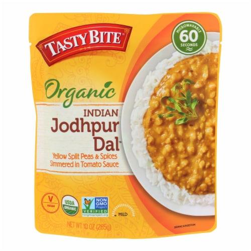 Tasty Bite Entree - Indian Cuisine - Jodhpur Lentils - 10 oz - case of 6 Perspective: front