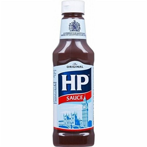 HP The Original Sauce, 15 Oz (Pack of 12) Perspective: front