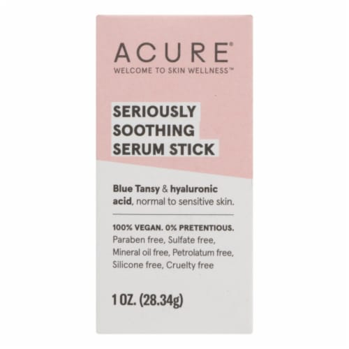 Acure - Serum Stk Serious Soothe - 1 OZ Perspective: front