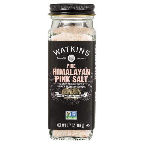 Watkins Fine Himalayan Pink Salt, 5.7 oz [Pack of 3] Perspective: front