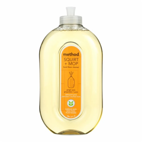 Method Products Cleaner - Squirt and Mop - Ginger Yuzu - 25 fl oz Perspective: front