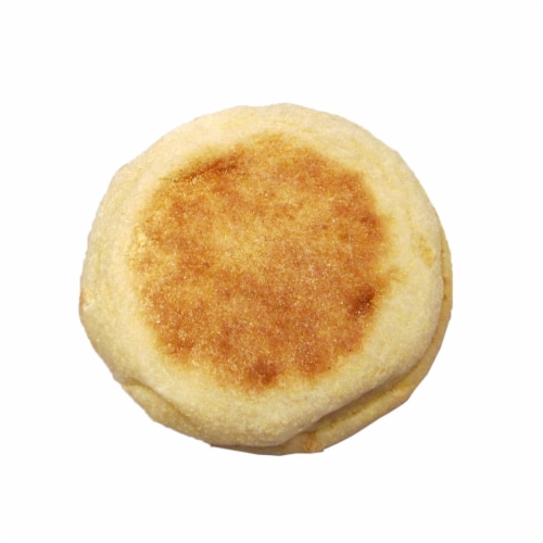 Burry English Muffin Plain, T and S, Sliced, 2 Ounce -- 144 per case. Perspective: front