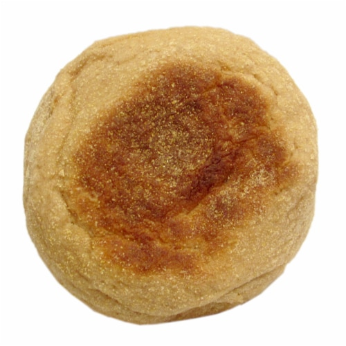 Burry English Muffin Honey Wheat, T and S, Forksplit, 2 Ounce -- 72 per case. Perspective: front