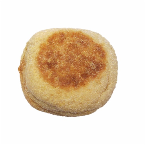 Burry 51 Percent Whole Grain Thaw and Serve Sliced English Muffin, 2 Ounce -- 72 per case. Perspective: front