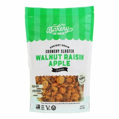 Bakery On Main Gluten Free Granola - Apple Raisin Walnut - Case of 6 - 12 oz. Perspective: front