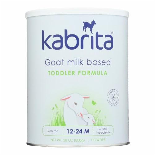 Kabrita Goat Milk Toddler Formula - 12-24 Months - Case of 6 - 28 oz Perspective: front