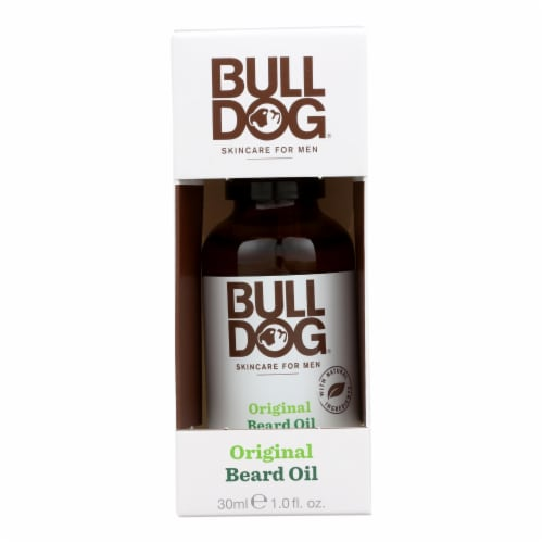 Bulldog Natural Skincare - Beard Oil - Original - 1 fl oz Perspective: front