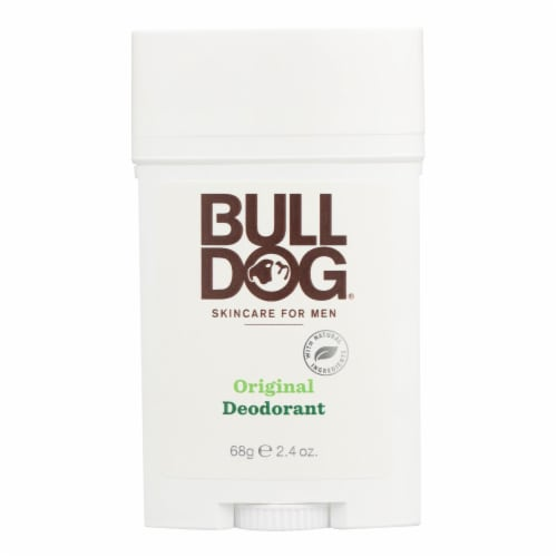 Bulldog Skincare For Men Deodorant Products  - 1 Each - 2.4 OZ Perspective: front