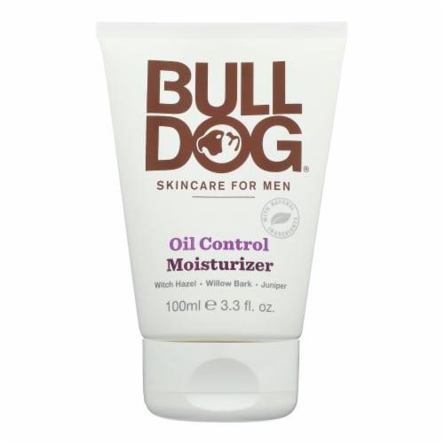 Bulldog Natural Skincare - Moisturizer Oil Control - 1 Each - 3.3 FZ Perspective: front