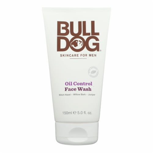 Bulldog Natural Skincare - Face Wash Oil Control - 1 Each - 5 FZ Perspective: front