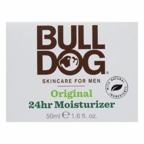 Bulldog Natural Skincare - Moist Original 24hr - 1 Each - 1.6 OZ Perspective: front