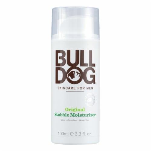 Bulldog Natural Skincare - Moist Original Stuble - 1 Each - 3.3 FZ Perspective: front