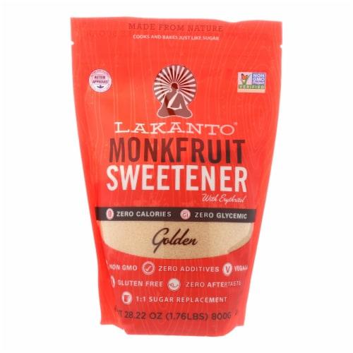 Lakanto® Lakanto Monkfruit Sweetener With Erythritol - Case of 8 - 28.22 OZ Perspective: front