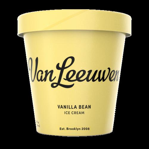 Van Leeuwen Vanilla Bean Ice Cream (8 Count) Perspective: front