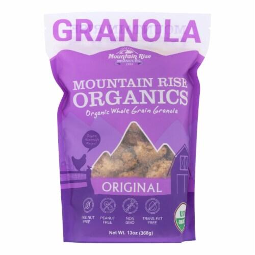 Mountain Rise Mountain Rise Granola Original - Granola - Case of 6 - 13 oz. Perspective: front
