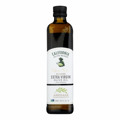 California Olive Ranch Extra Virgin Olive Oil - Arbosana - Case of 6 - 16.9 fl oz Perspective: front