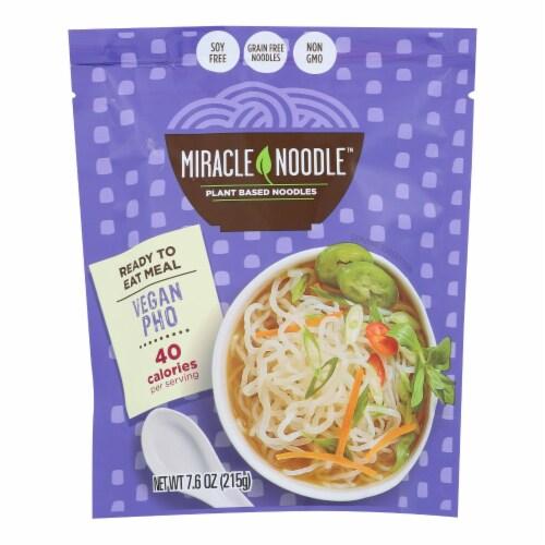 Miracle Noodle Kitchen'S Pho Noodles  - Case of 6 - 8 OZ Perspective: front