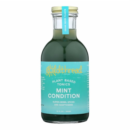 Goldthread - Tonic Mint Condition Plnt - Case of 6-12 FZ Perspective: front