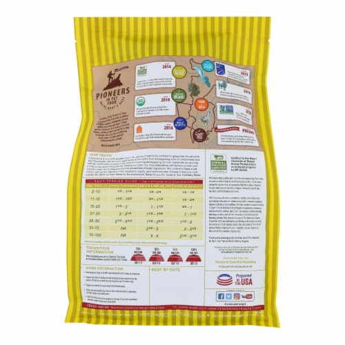 Tender & True Cat Food, Turkey And Liver - Case of 6 - 4 LB Perspective: front