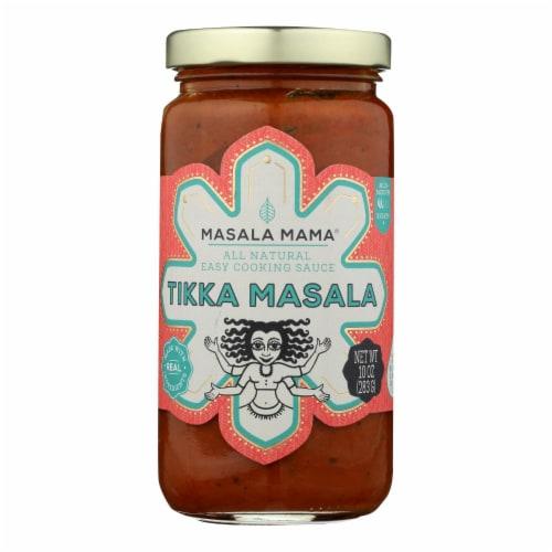 Masala Mama Simmer Sauce Tikka Masala - Case of 6 - 10 OZ Perspective: front