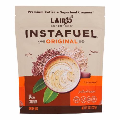 Laird Superfood - Instafuel Cffe Crmr Original - Case of 6-8 OZ Perspective: front