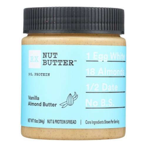 Rxbar - Nut Butter Almond Butter Vanilla - Case of 6 - 10 OZ Perspective: front