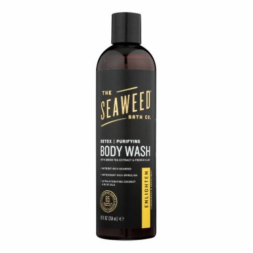 The Seaweed Bath Co Bodywash - Detox - Purify - Enlighten - 12 fl oz Perspective: front
