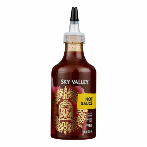 Sky Valley Hot Sauce  - Case of 6 - 12 FZ Perspective: front