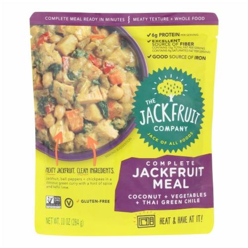 The Jackfruit Company - Jckfrt Ml Cnutveg Thichli - Case of 6 - 10 OZ Perspective: front