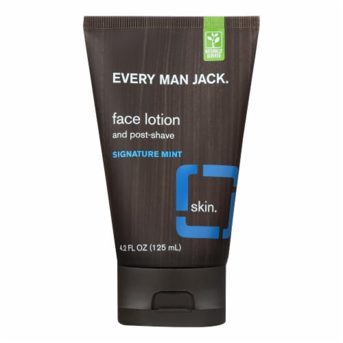 Every Man Jack Face Lotion  - 1 Each - 4.2 FZ Perspective: front