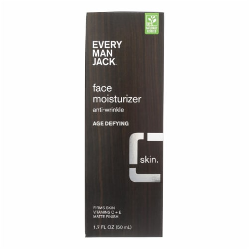 Every Man Jack Age - Defying Face Lotion - Age - Defying - 1.7 FL oz. Perspective: front