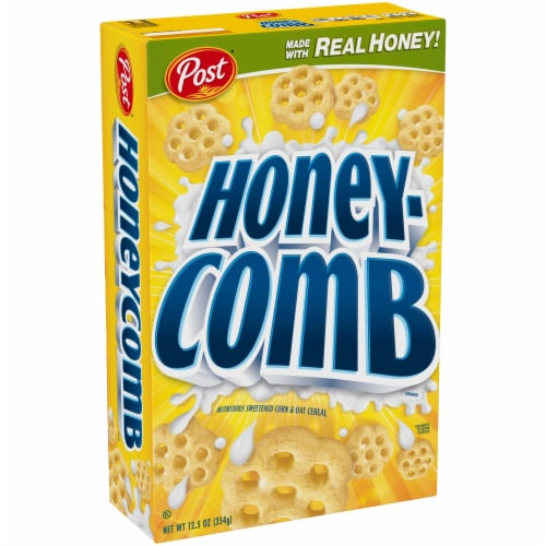 Post Honeycomb Cereal, 12.5 Ounce -- 12 per case. Perspective: front