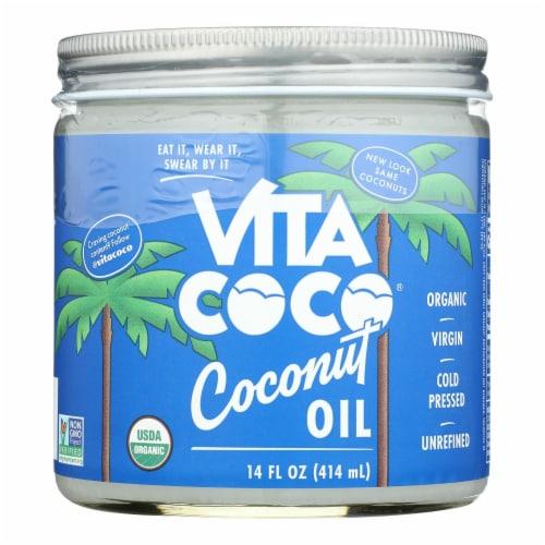 Vita Coco Coconut Oil - Case of 6 - 14 Fl oz. Perspective: front