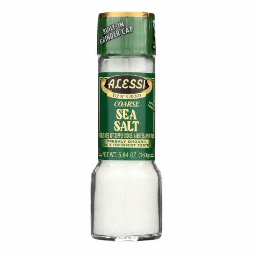 Alessi - Grainder - Coarse Sea Salt - Large - 5.64 oz Perspective: front