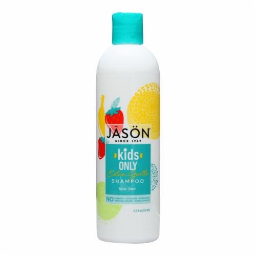 Jason Kids Only Shampoo Extra Gentle Formula - 17.5 fl oz Perspective: front