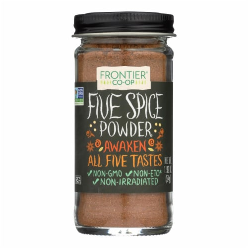 Frontier Herb Chinese Five Spice Seasoning - 1.92 oz Perspective: front