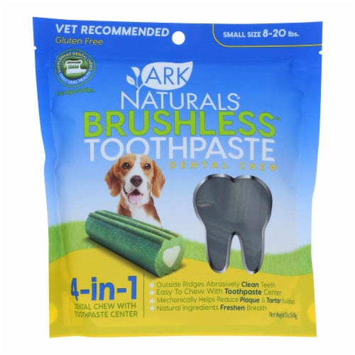Ark Naturals Breath-Less Brushless Toothpaste - 12 oz Perspective: front