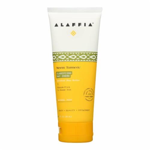 Alaffia - Day Cream Neem Turmeric - 1 Each - 3 FZ Perspective: front