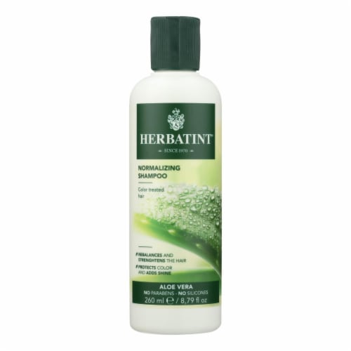 Herbatint Shampoo - Normalizing - 8.79 oz Perspective: front
