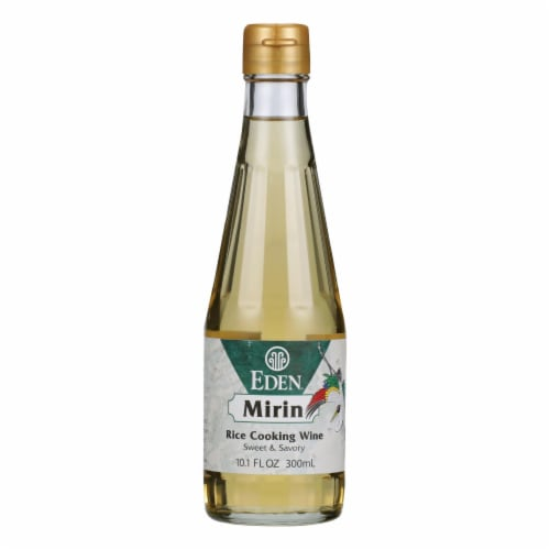 Eden, Mirin Rice Cooking Wine - Case of 12 - 10.1 FZ Perspective: front